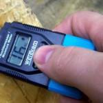 Mesurez l'humidité de votre bois