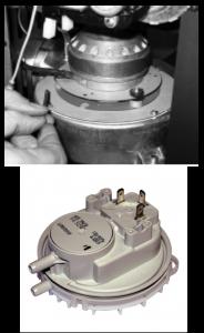 Extracteur-Pressostat